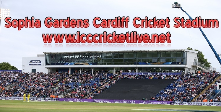 Sophia Gardens Cardiff Cricket Stadium