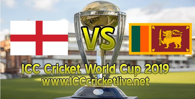 England VS Sri Lanka Live Stream Cricket World Cup 2019