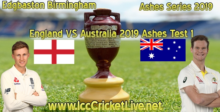 England Vs Australia Ashes Test 1 Live Stream