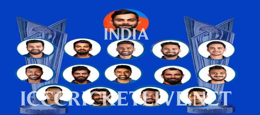 India Squad T20 World Cup 2021 Live Stream Schedule Date Time Location