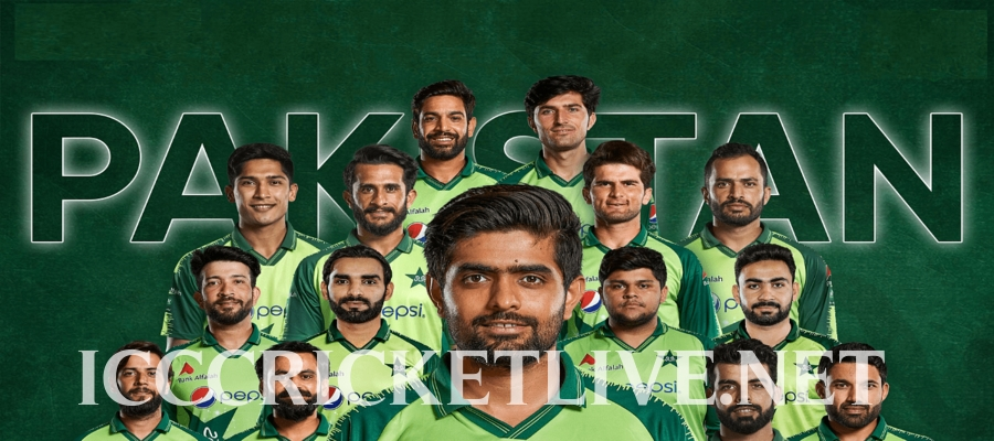 Pakistan Squad T20 World Cup 2021 Live Stream Schedule Date Time Location