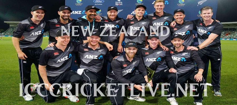 New Zealand Squad T20 World Cup 2021 Live Stream Schedule Date Time Location