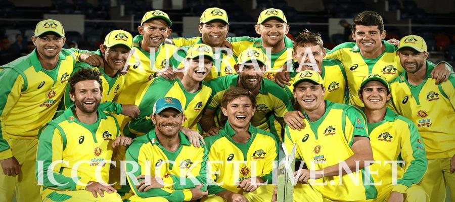 Australia Squad T20 World Cup 2021 Live Stream Schedule Date Time Location