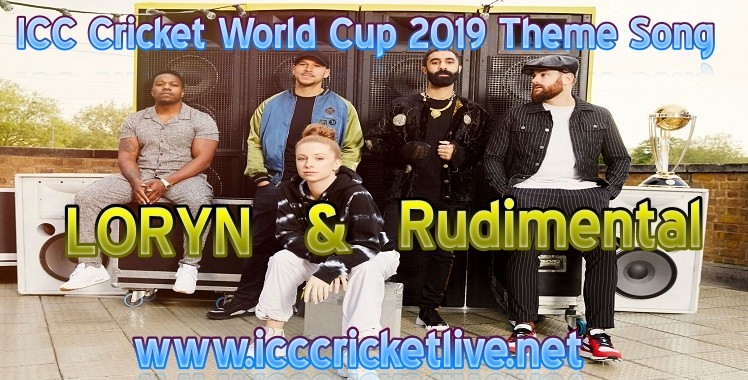 ICC WORLD CUP THEME SONG 2019 LORYN Stand By