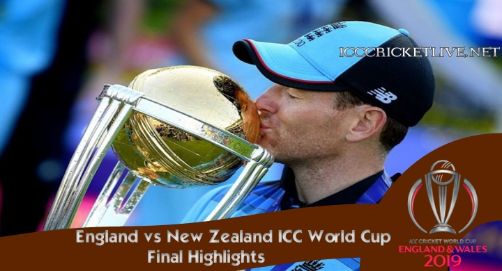 England vs New Zealand Highlights Cricket WC Final 2019