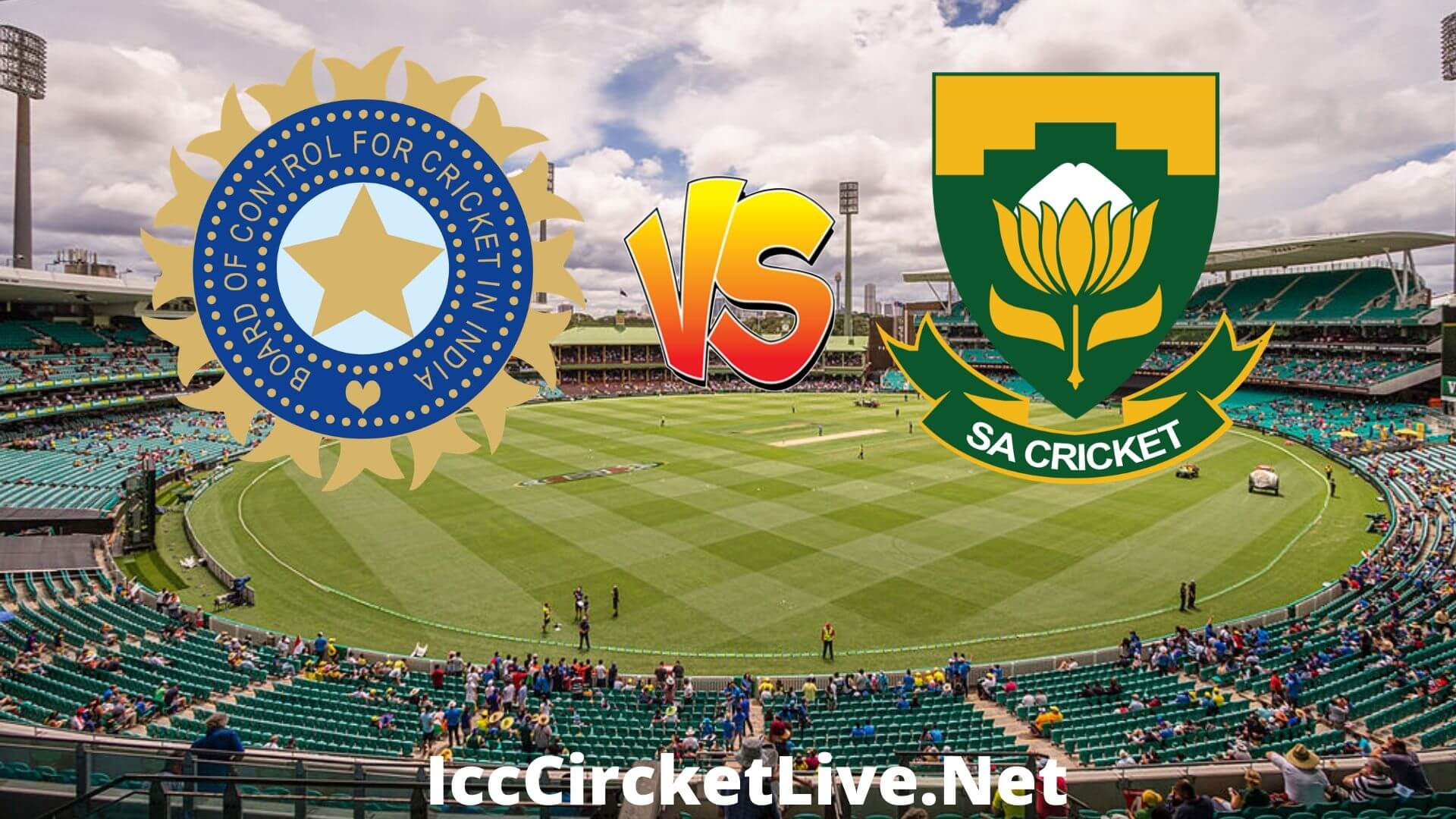 India vs South Africa Live 2020 | 3rd ODI
