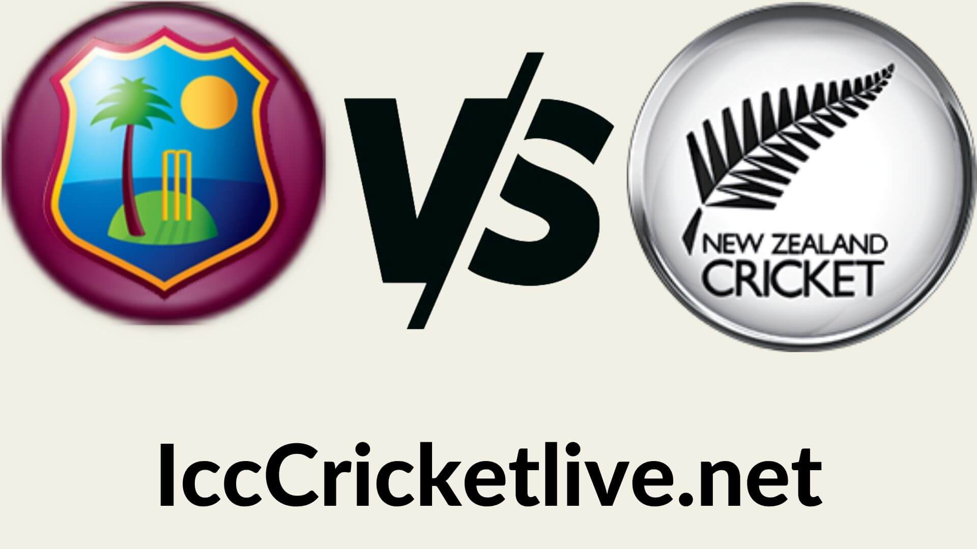 West Indies vs New Zealand Live 2020 | 1st ODI