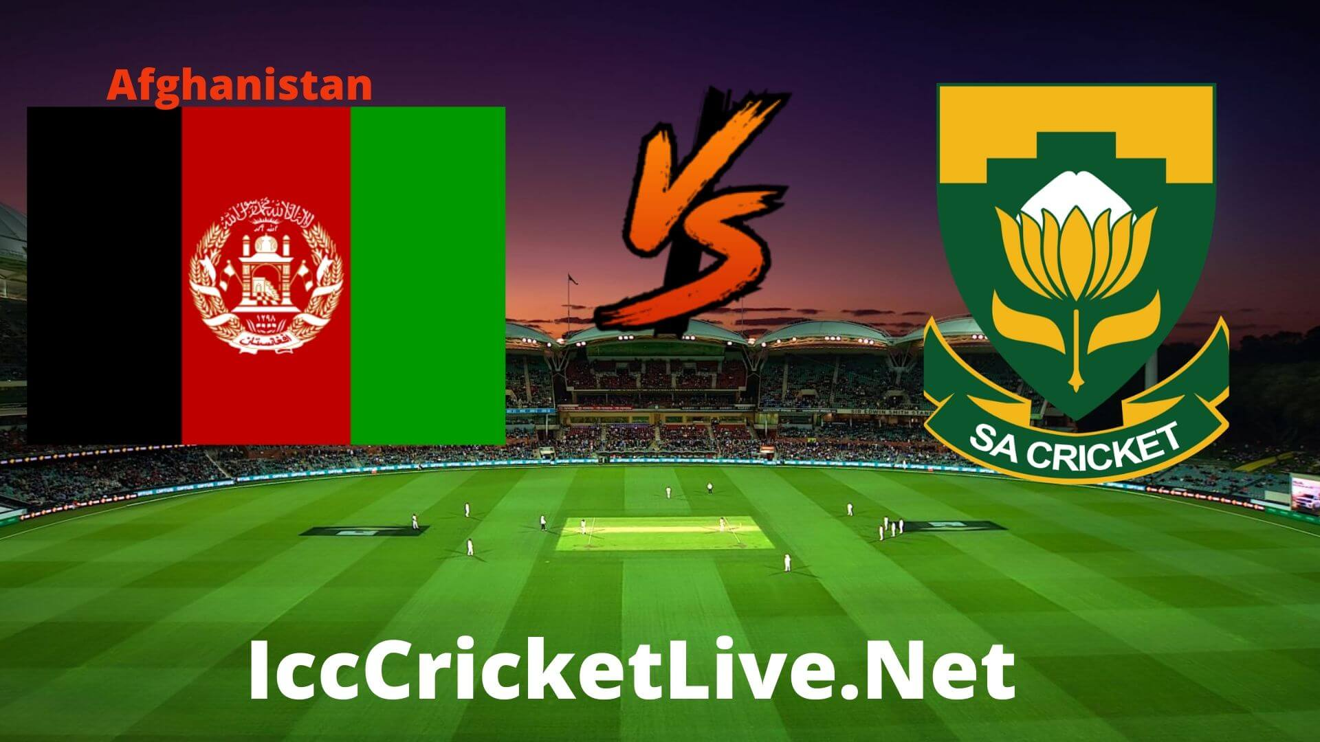 Afghanistan vs South Africa Live 2020 | T20 WC Match 28th Group 2