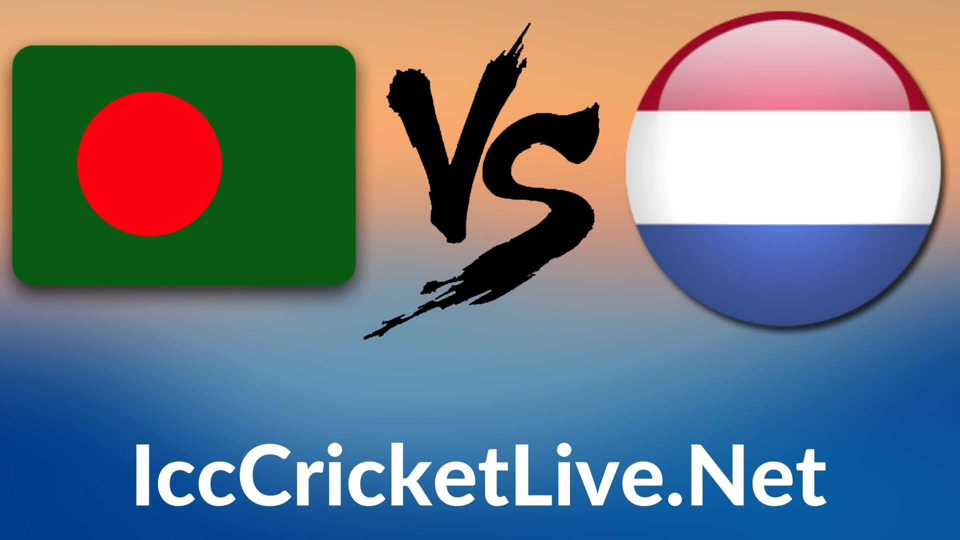Bangladesh vs Netherland Live 2020 | T20 WC 8th Match, First Round Group B