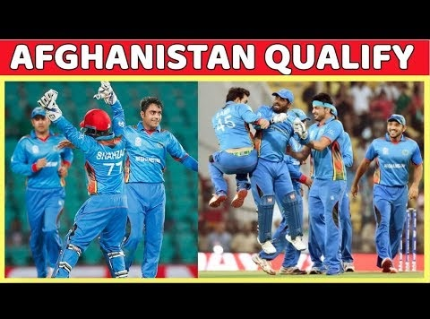 2019 ICC Cricket World Cup Afghanistan qualifies Highlights