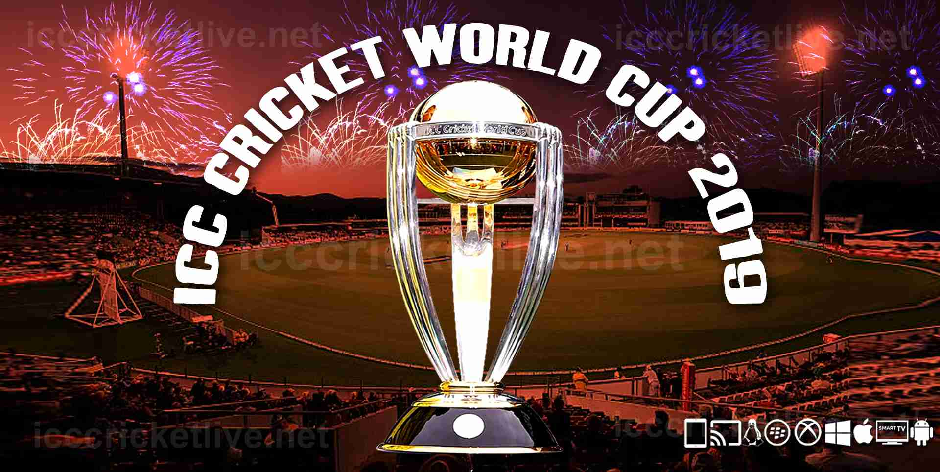 Watch Cricket World Cup 2019 Live Stream slider