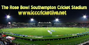 The Rose Bowl Southampton Cricket Ground Icc World Cup